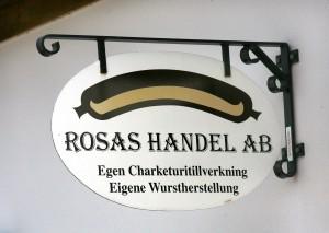Rosas handel AB